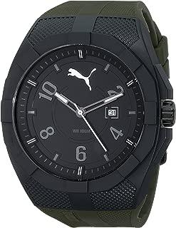 puma oversized watch