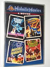 Midnite Movies Collection: (Strange Invaders / Invaders from Mars / Invisible Invaders / Journey to the Seventh Planet)