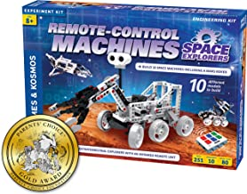 Thames & Kosmos Remote-Control Machines: Space Explorers | Science & Engineering Stem Experiment Kit | Build 10 Real Working Models | Parents' Choice Gold Award Winner