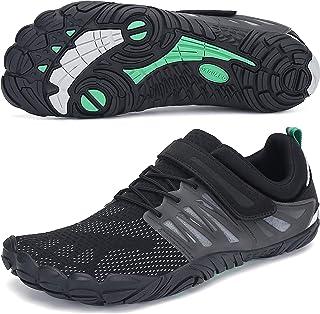 SAGUARO Scarpe Barefoot con Dita per Trekking Trail Running Ginnastica, 36-48
