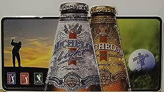 Michelob Light Beer PGA Golf 30x17 Metal Sign