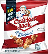 Cracker Jack Original Caramel Coated Popcorn & Peanuts, 1.25 Ounce Bags, 30 Count