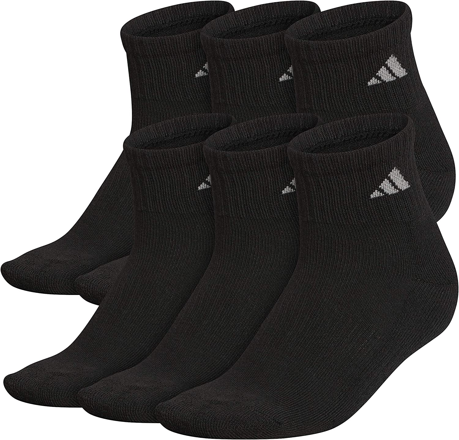 Ranking TOP17 adidas Women's Athletic Cushioned Cheap mail order shopping Quarter Arch With Socks Compre