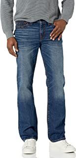 Men's Ricky Big T Straight Leg Jean with Back Flap Pockets