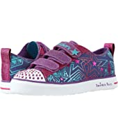 SKECHERS KIDS - Twinkle Toes - Twinkle Breeze 10728L Lights (Little Kid/Big Kid)