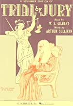 Trial by Jury: Vocal Score
