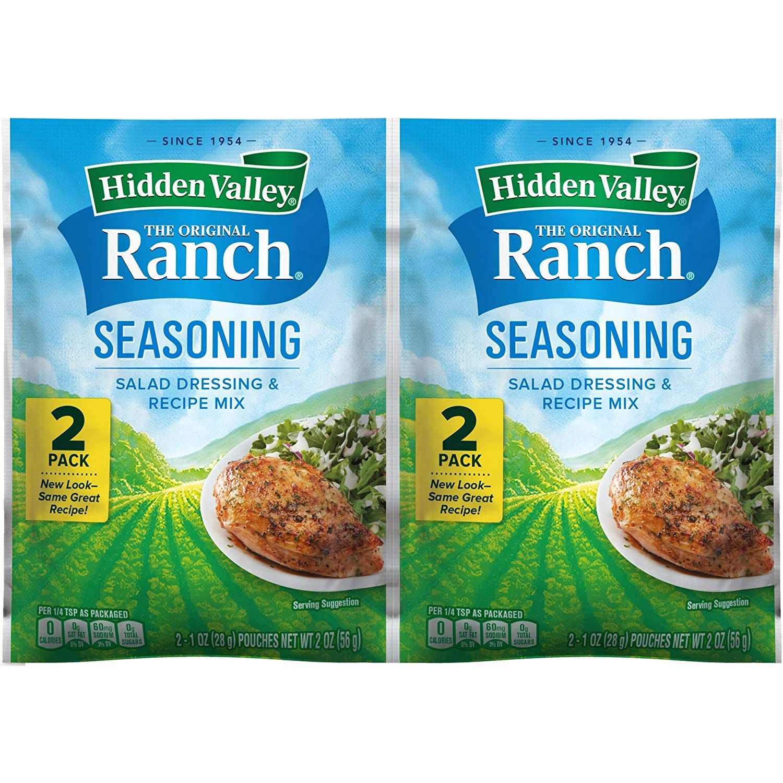 Hidden Valley The Original Ranch Dressing Seasoni Recipe New Free Shipping Salad Overseas parallel import regular item