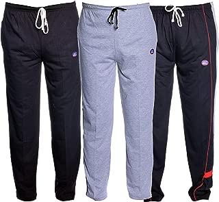 VIMAL Jonney Men's Cotton Trackpants (Pack of 3)-D1BD1MD7B-P