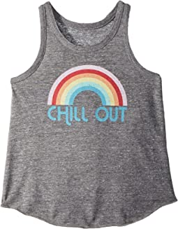 Extra Soft Chill Out Tank Top (Little Kids/Big Kids)