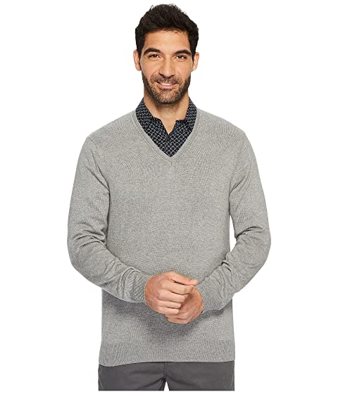 Ellis Perry V Solid Sweater Neck Classic UFxqAYa4Z
