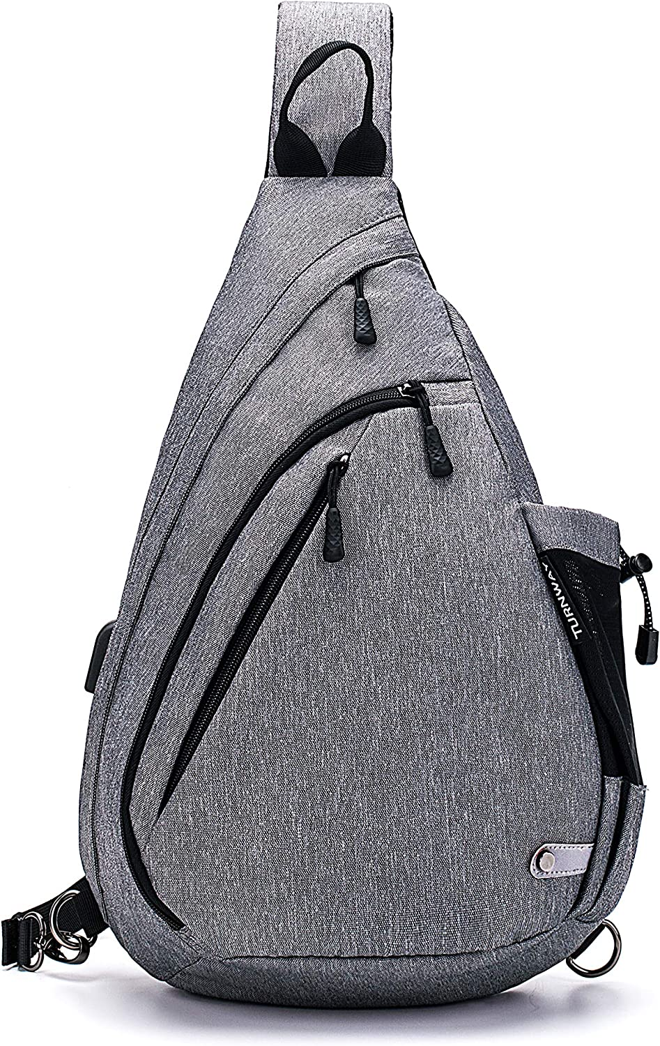 TurnWay Water-Proof Sling Backpack Topics on TV Bag Crossbody Shoulder Low price fo