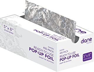 Diane Fromm Ready To Use Pop-Up Foil 400 Pack 5'' x 8'' DAF004