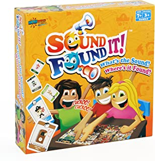 Wowopolis Sound It Found It Game