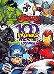 100 Paginas Para Colorir Disney. Vingadores