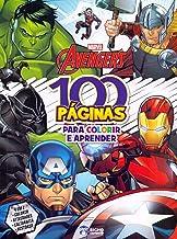 100 Paginas Para Colorir - Avengers