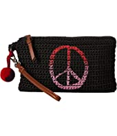 The Sak - Sanibel Crochet Phone Charging Wristlet