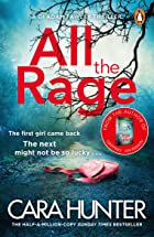 Cover image of All the Rage by Cara Hunter