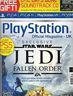 PlayStation The Official Magazine UK Edition July 2019