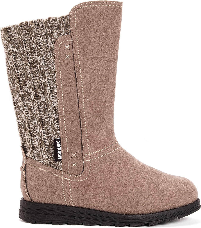 Muk Luks Women's Stacy Tall Sweater Boot