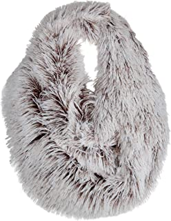 fun fur scarf crochet