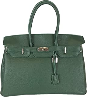9ad2b02545 FG , Sac à Main pour Femme Made in Italy