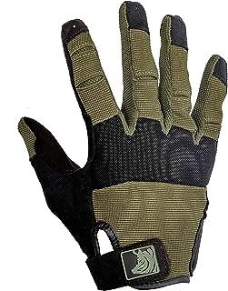 PIG Full Dexterity Tactical (FDT) Alpha Gloves - Full Finger Protection for Shooting Sports