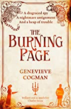 The Burning Page (The Invisible Library series Book 3) (English Edition)