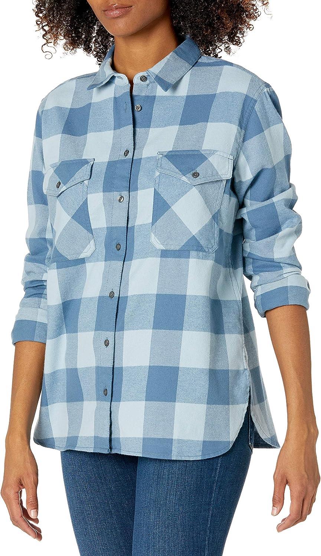 Pendleton Women's Elbow Patch Shirt 倉 Cotton Flannel 選択