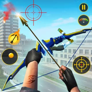 Real Archer Assasin Shooting Game