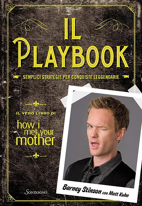 il playbook . semplici strategie per conquiste leggendarie. 978-8845401480