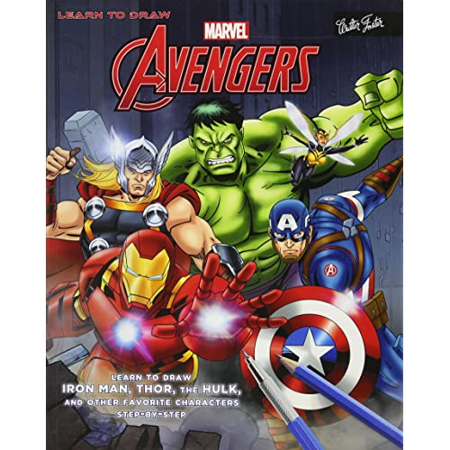 The Avengers Iron Man Marvel Comics Favorite Heroes and Villains LETTER A