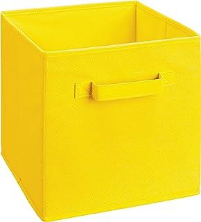 ClosetMaid 58711 Cubeicals Fabric Drawer, Yellow