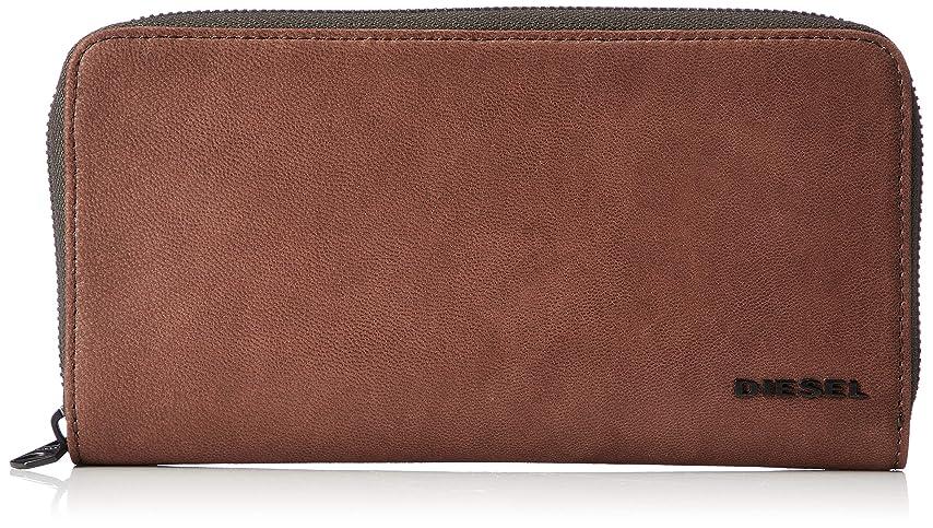 発生する絶妙パトロール(ディーゼル) DIESEL メンズ 財布 ジップ付き 長財布 X06147PR013