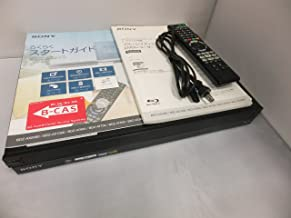 SONY 1TB 2チューナー ブルーレイレコーダー BDZ-AT900