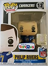 Funko POP! NFL Football Wave 4 Los Angeles Chargers - Philip Rivers (Color Rush Uniform) - Toys R Us Exclusive
