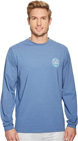 Vineyard Vines - Long Sleeve Performance Tuna Tail T-Shirt