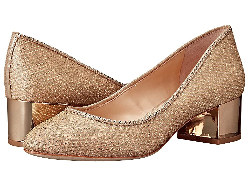 Imagine Vince Camuto Hetty (Soft Gold) High Heels