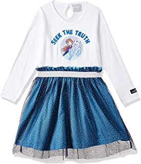 Disney Girl's Disney Frozen Girl's Dress Dress