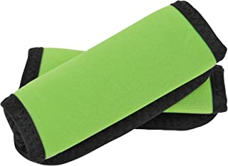 Travelon Set of 2 Handle Wraps, Neon Green, One Size