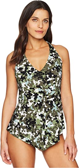Magicsuit G.I. Jane Taylor Top