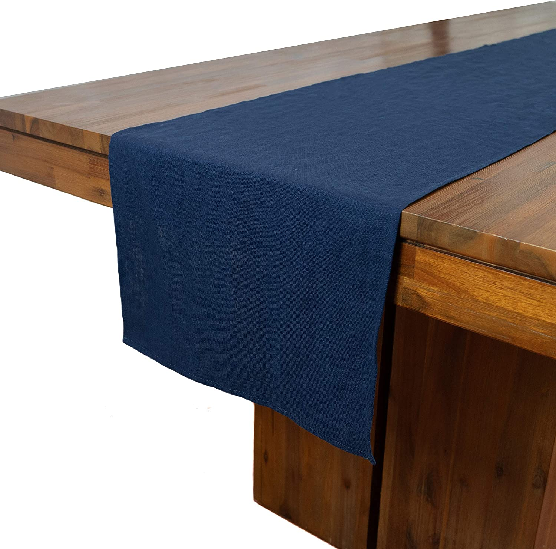 Recommendation artésien maison French Linen Table Rustic - Farmhouse Runner Rare
