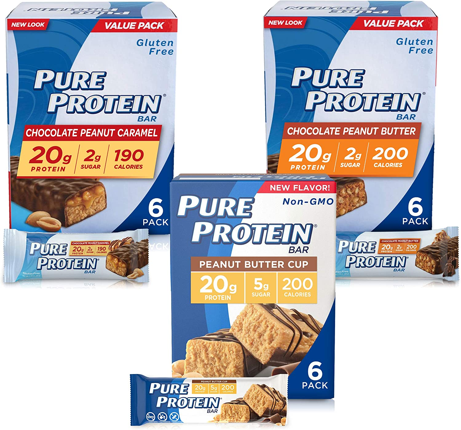 Pure Protein Bars High Save money Ranking TOP20 Nutritious Snacks to Support En