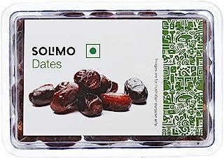 Amazon Brand - Solimo dates 500g