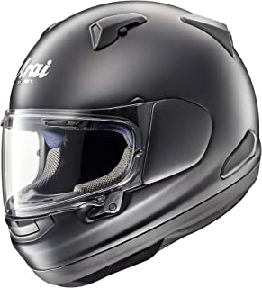 Arai Solid Signet-X Adult Street Motorcycle Helmet - Black Frost/X-Large