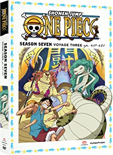 One Piece: Season Seven, Voyage Three