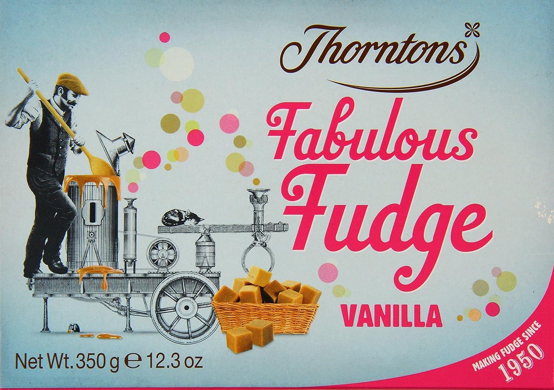 Thorntons Fabulous Selling and selling Fudge Trust 350g Vanilla
