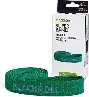 BLACKROLL® Super Band – taśma do fitnessu, taśma treningowa/gimnastyczna/taśma sportowa zapewnia stabilne mięśnie o różnej...