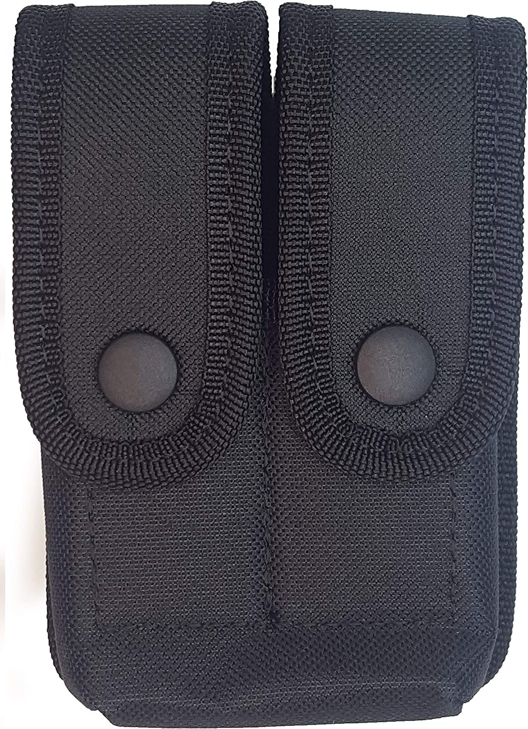 Double Divided Pistol Mag Pouch - Can Holder Gun Magazine Ammo Max 79% OFF 2021 model