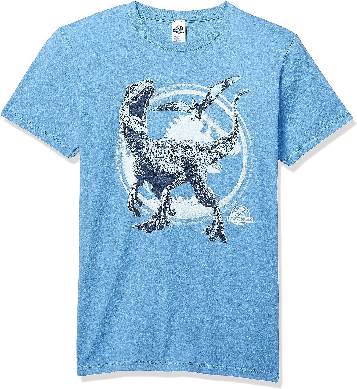 Jurassic Park Institute Survival Training Squad Movie T-Shirt NEW UNWORN