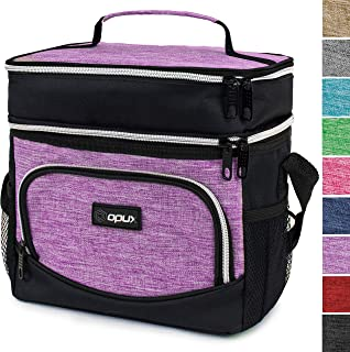 Best double decker lunch tote Reviews
